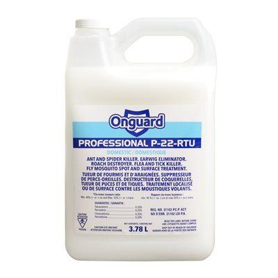 Insectice Onguard professionnalP 22-RTU