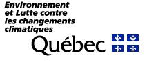logo ministère du Développement durable, de l'Environnement et des Parcs