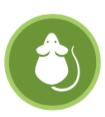 Exterminateur souris, logo
