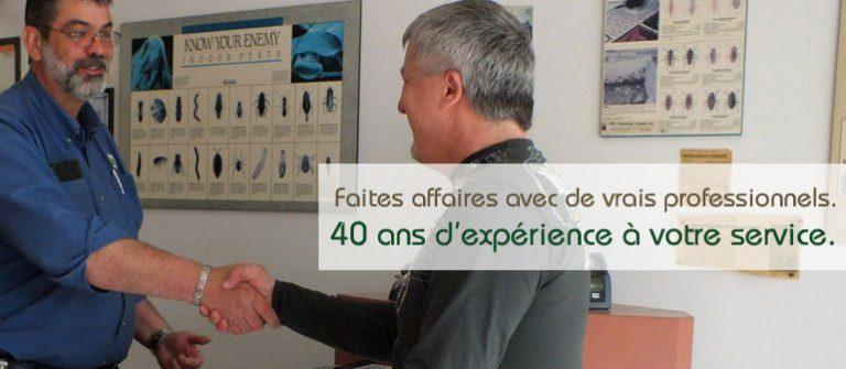 Exterminateur Montreal Exterminateurs Associés